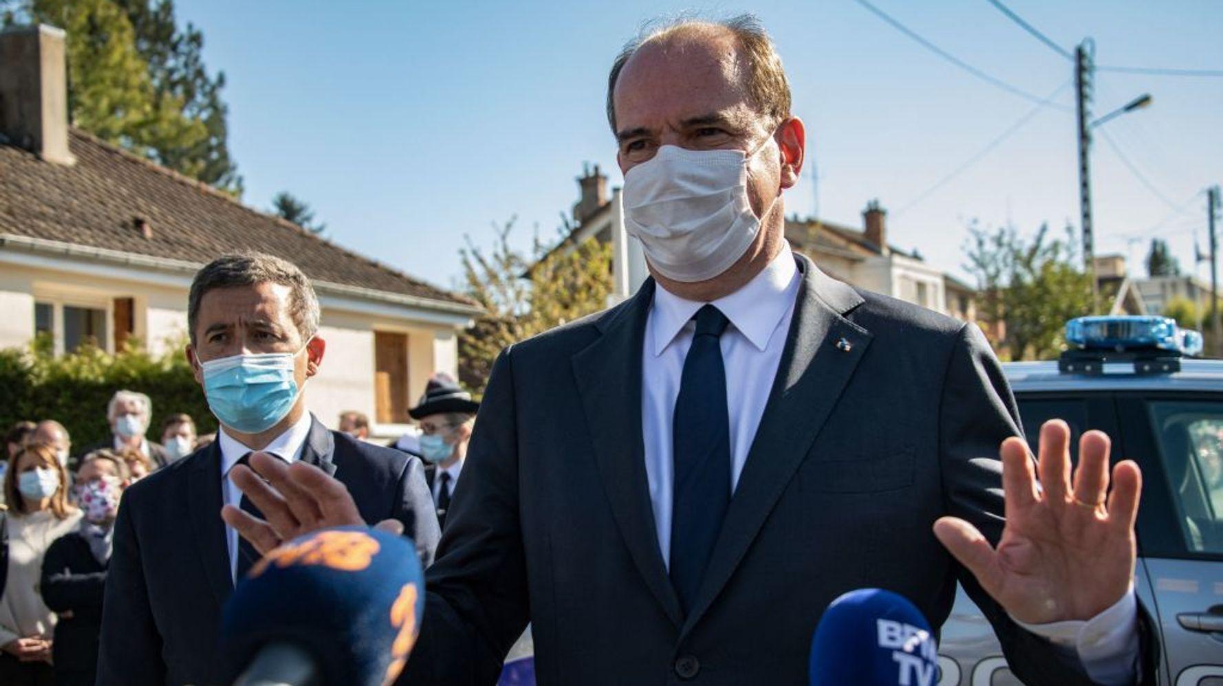 Comment l'attentat à Rambouillet a tourné au règlement de comptes politique