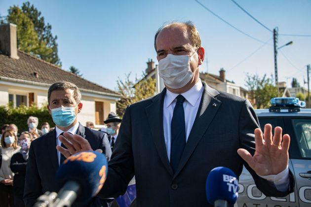 Comment l'attentat de Rambouillet a tourné au règlement de comptes politique (photo de...