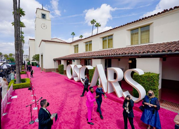 Stars make their way to this year's