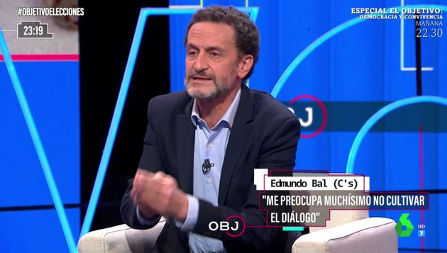 Edmundo Bal, en 'El