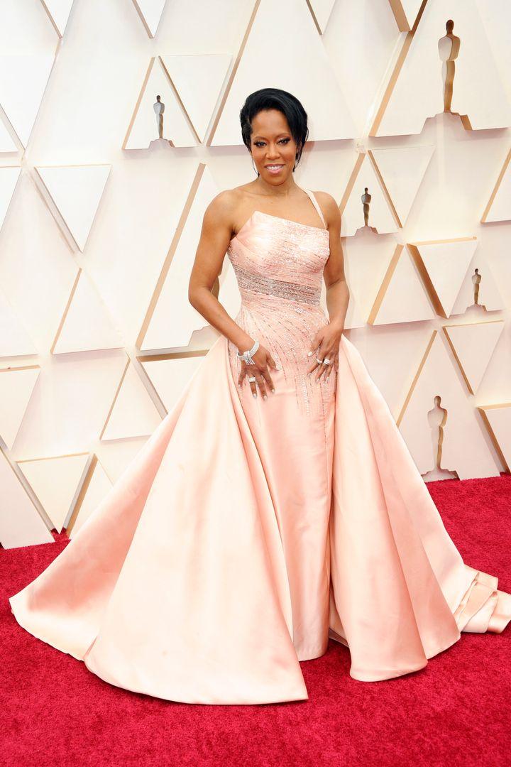 King at the 2020 Oscars.