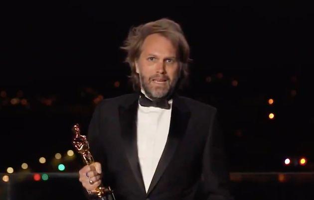 """Les Oscars 2021 sacrent Florian Zeller pour """"The"""