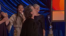 A Howling Frances McDormand Picks Up 2 Oscars For