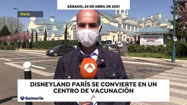El rótulo de 'Antena 3