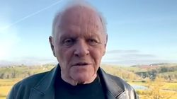 Anthony Hopkins Honors Chadwick Boseman In Morning-After Acceptance