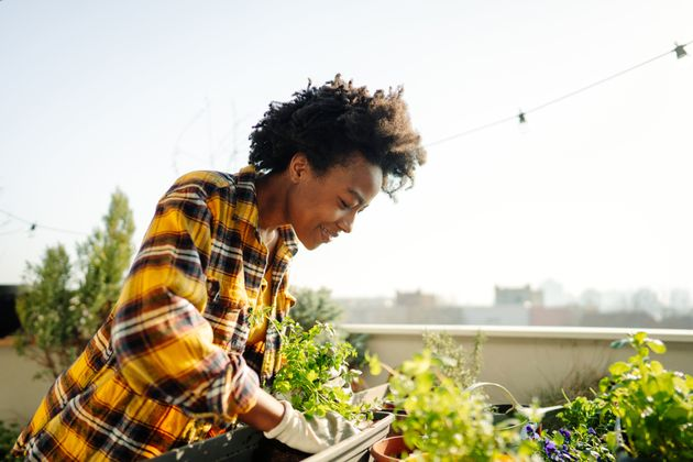 Grow Hard Or Go Home: 6 Reasons Gardening Is Good For You