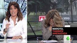 La acongojante reacción de Yolanda Díaz que no se vio en 'Al Rojo