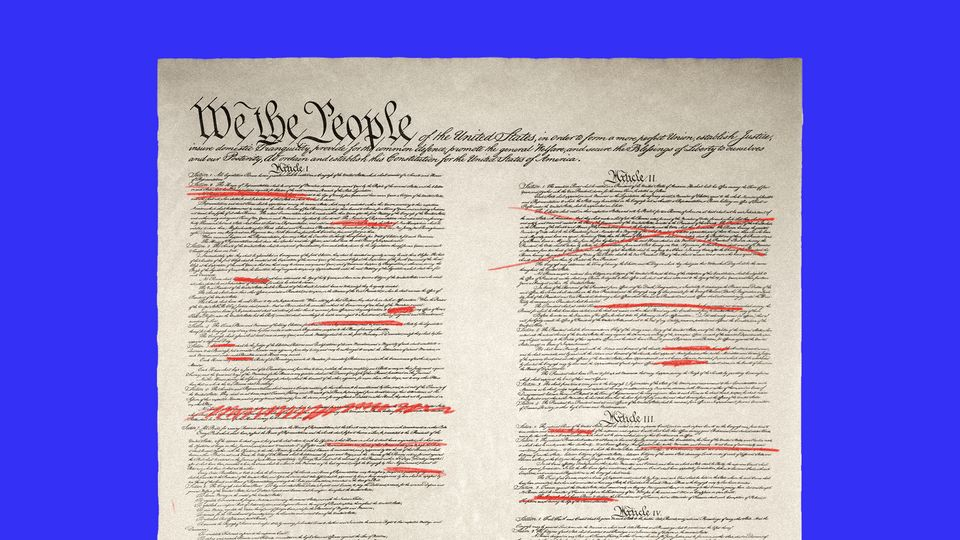 The project to overhaul the Constitution is much closer to fruition than most people