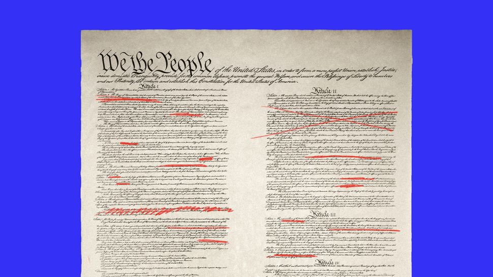 The project to overhaul the Constitution is much closer to fruition than most people realize.