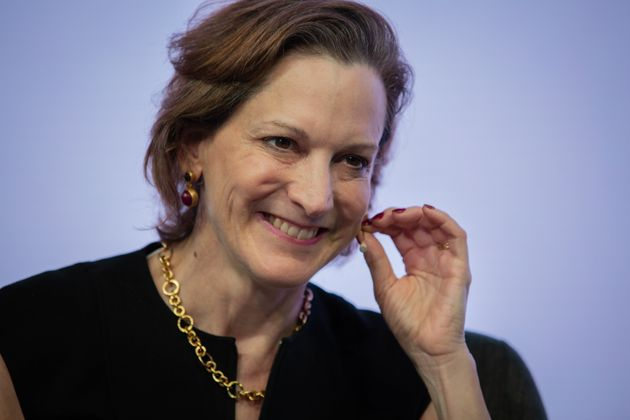 BARCELONA, SPAIN - MAY 30: The historian and journalist Anne Applebaum participates in the session 'Democracies...