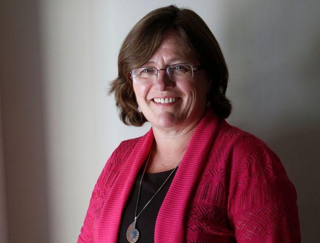 La sismóloga Lucy Jones en Pasadena (California,