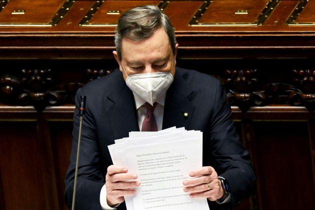 Draghi: garantisco io, quindi faccio