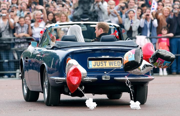 Kate Middleton and Prince William wedding: moments you might have forgotten