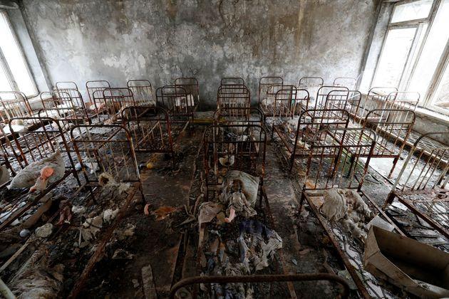 Ουκρανία: Η Σοβιετική Ένωση γνώριζε ότι ο πυρηνικός σταθμός του Τσερνόμπιλ ήταν