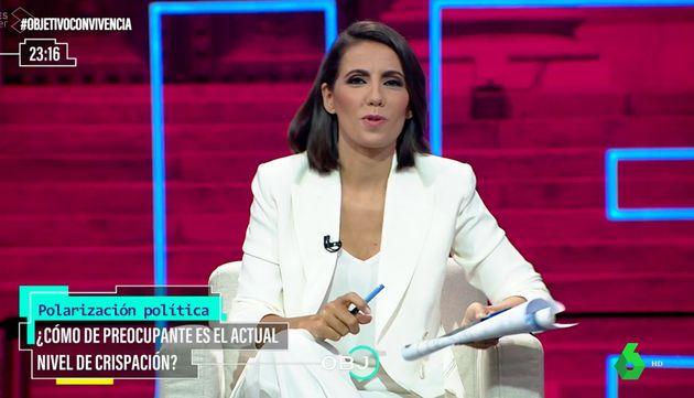 Ana Pastor, en el especial de 'El