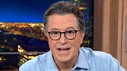 Stephen Colbert Mocks Right-Wing Meat Freakout Over Literal Fake