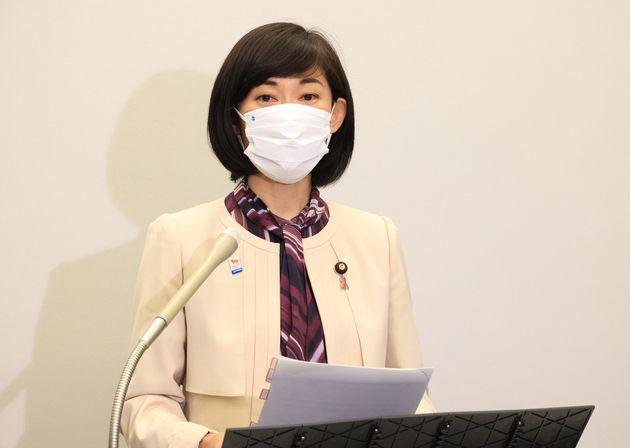 丸川珠代東京五輪・パラリンピック担当大臣