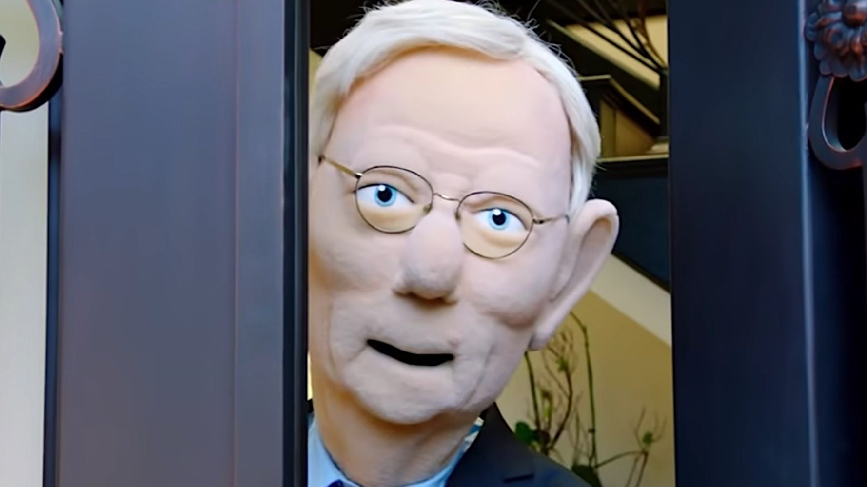 Mitch McConnell Puppet Lets The Truth Slip Out During Scathing Q&A Segment