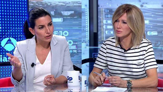 Rocío Monasterio y Susanna