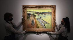 Σε δημοπρασία έργο του Βαν Γκογκ: Η ιστορία του πίνακα που αναμένεται να πωληθεί 35