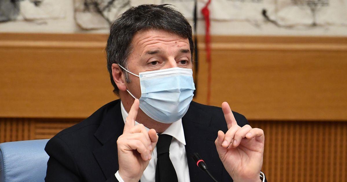 """Renzi sulla scia di Salvini: """"Il coprifuoco va tolto"""""""