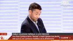 La respuesta de Javier Ruiz a Joaquín Prat que genera silencio en plató y un éxito atronador en