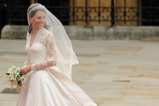 How Kates Wedding Dress Inspired A Thousand Marriages