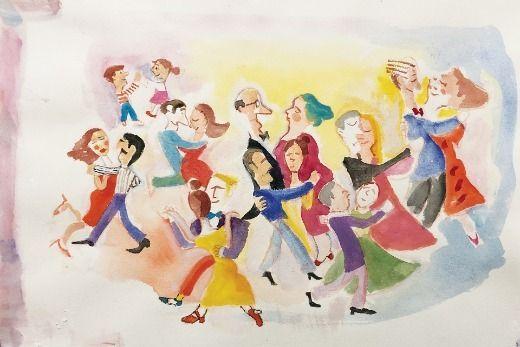 «Χορέψετε - Χορέψετε»: Podcast για τα 200 χρόνια ελληνικού τραγουδιού με τον Δ.