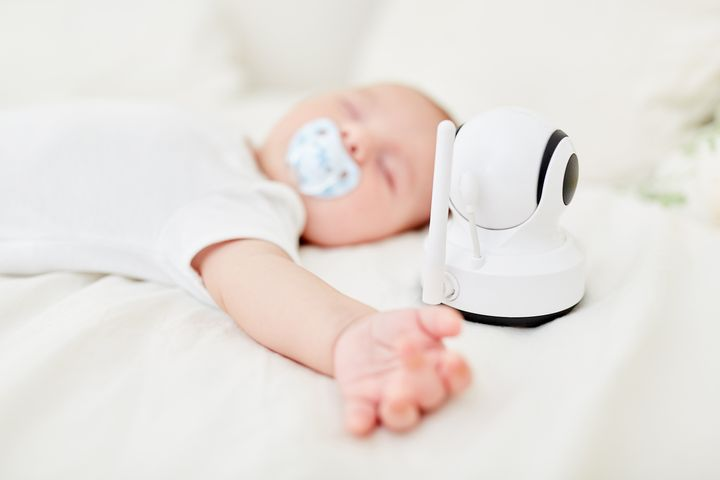 Baby monitors can be a useful tool — but knowing when to give children more privacy is important, too.