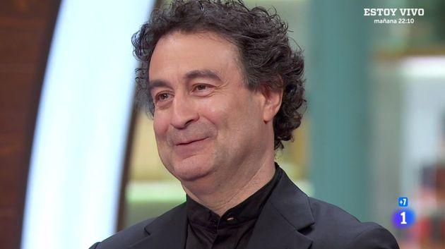 Pepe Rodríguez, en