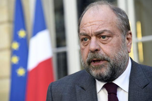 Le ministre de la Justice, Éric Dupond-Moretti, assure qu'un ancien détenu jugé...