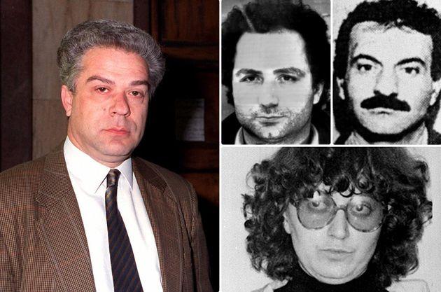 Ex terroristi italiani arrestati in