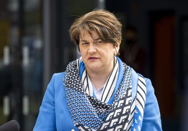 Arlene Foster To Step Down As DUP Leader And First Minister Of Northern Ireland