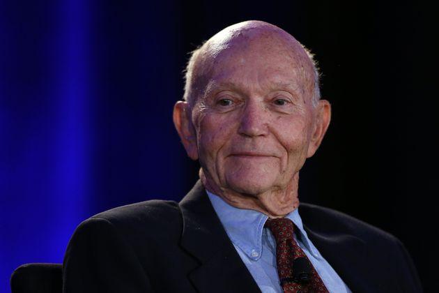L'astronaute Michael Collins, pilote de la mission Apollo 11 avec Armstrong et Aldrin, est mort (Photo:...