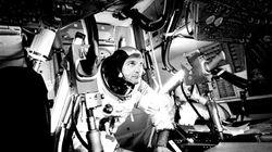 Muere a los 90 años Michael Collins, el astronauta que orbitó la Luna a bordo del Apolo