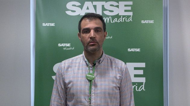 Jesús García Ramos, portavoz del