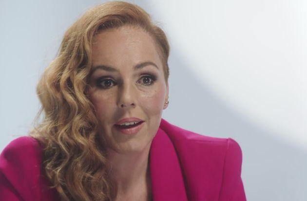 Rocío Carrasco en el episodio 8 de su