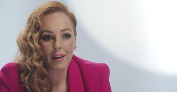 Rocío Carrasco en el episodio 8 de su docuserie.