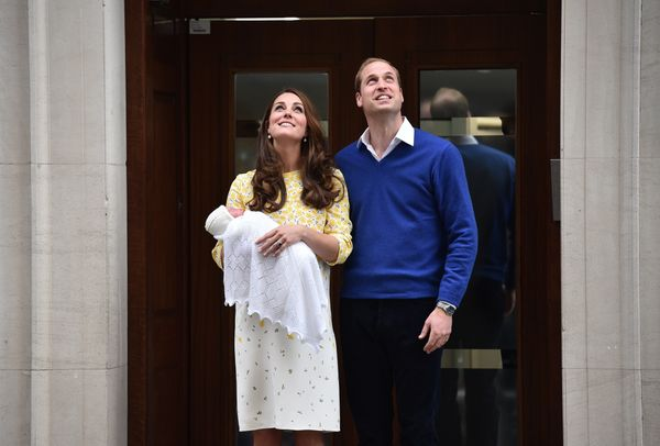 Nearly two years later, on May 2, 2015, the couple welcome their second child, Princess Charlotte. She is fourth in line to t