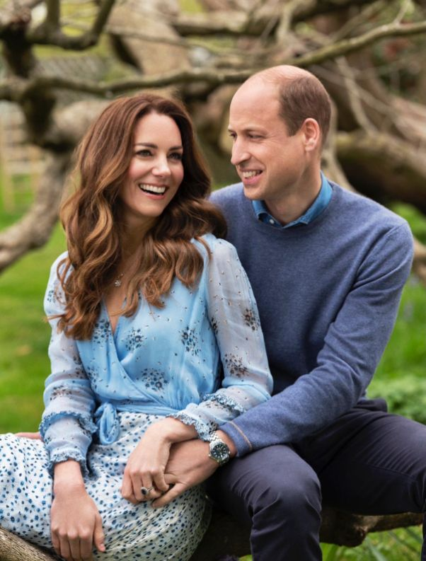 Kate Middleton And Prince William Celebrate 10th Wedding Anniversary With New Pictures