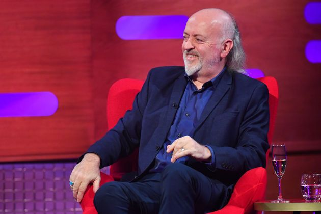 Bill Bailey has proved to be something of an inspiration for Alan in terms of