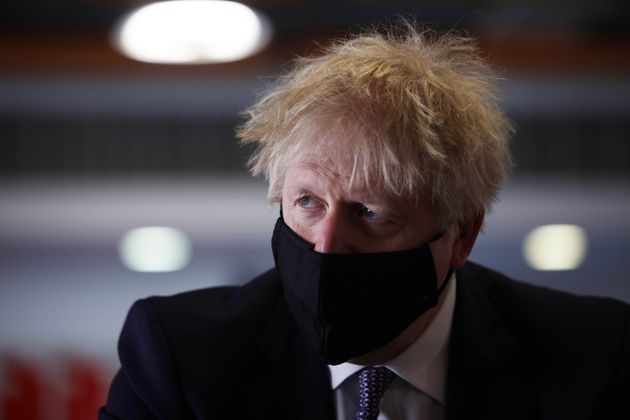 Boris Johnson Says There Is Nothing To See Here In Downing Street Flat Row