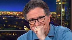 Stephen Colbert Puts The Filthiest Spin On Biden's Speech To