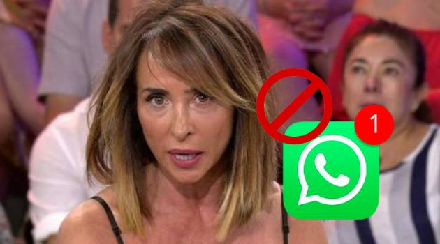María Patiño bloquea a compañeros de 'Sálvame' en