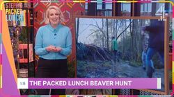 Steph McGovern's 'Beavers' Comment On Packed Lunch Has Viewers In