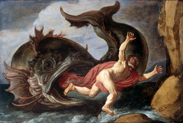 Ο Ιωνάς - Αγνώστου 1650