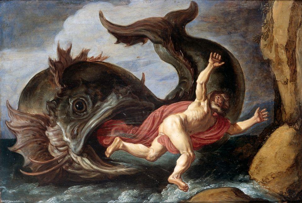 Ο Ιωνάς - Αγνώστου