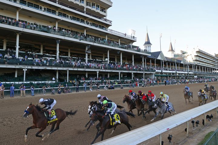 Union workers at Churchill Downs are fighting for pay increases and considering whether to strike ahead of Saturday's running