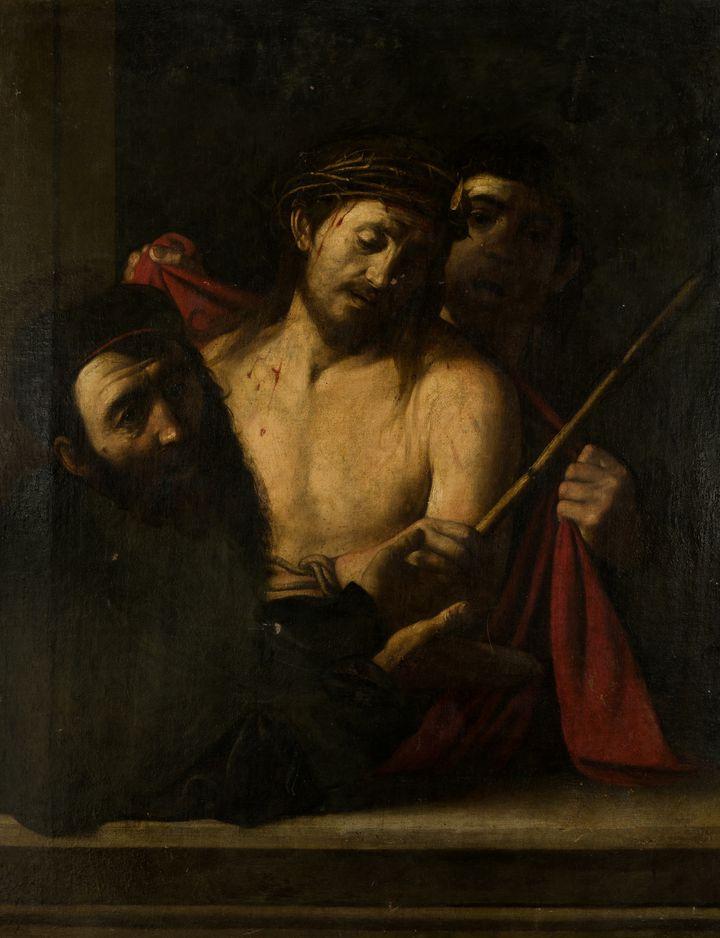 El supuesto Caravaggio.