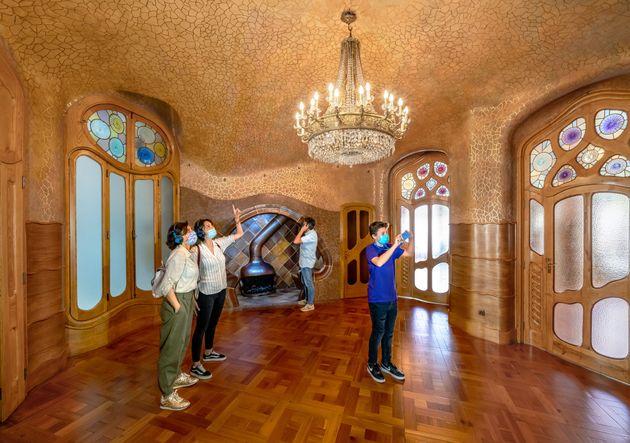 El mundo desde los ojos de Gaudí: una visita introspectiva en Casa Batlló, la obra cumbre del arquitecto